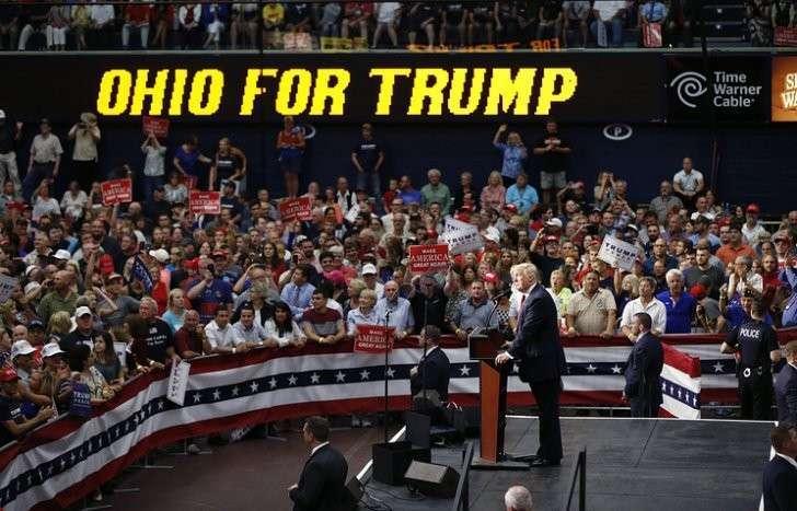 Дональд Трамп пообещал инициировать расследование в отношении отмывочного Фонда семьи Клинтон
