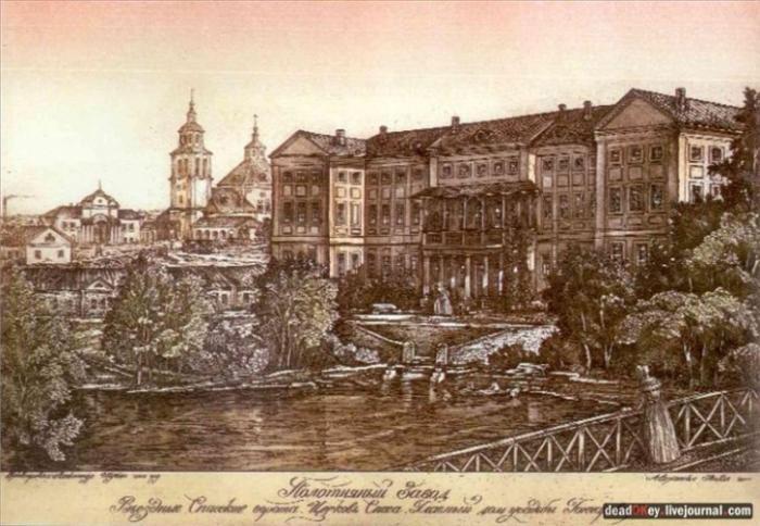 В XIX веке в Калуге свободно росли персики, лимоны и ананасы