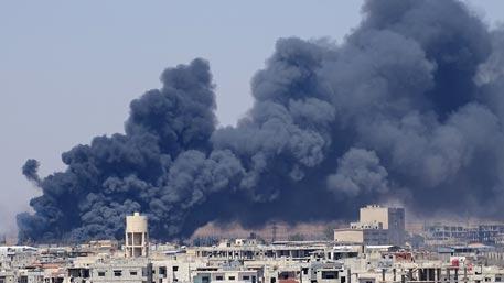 США пытаются спровоцировать в Сирии грандиозную войну