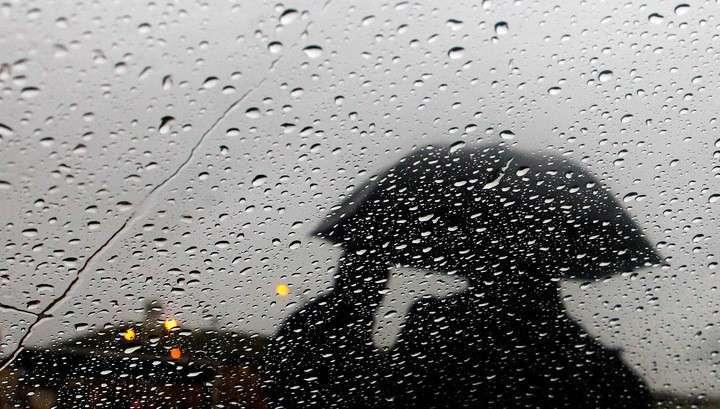 Сегодня погода в Москве резко ухудшилась