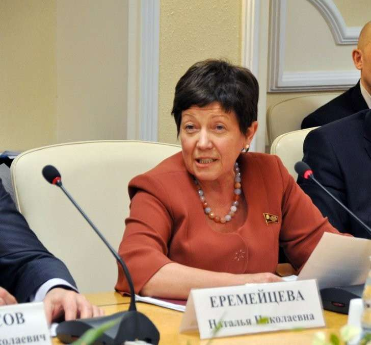 Депутат Еремейцева строит коммунизм в Болгарии