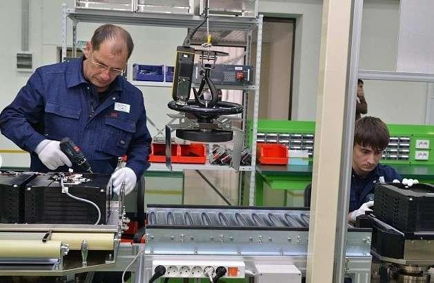 В Чеченской республике открылся завод по производству аккумуляторов