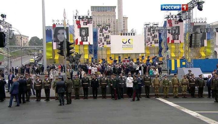 Итоги 2-летнего еврейского правления на Украине: нищета, неонацизм, внешняя зависимость