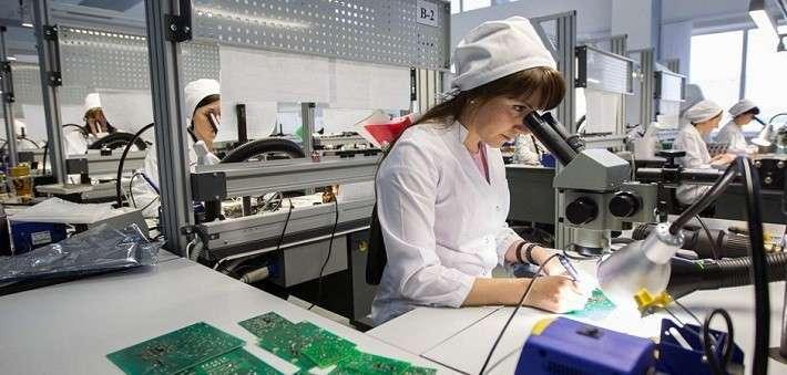 Холдинг «Росэлектроника» заместил импортную микроэлектронику в радиотехнических системах на отечественную