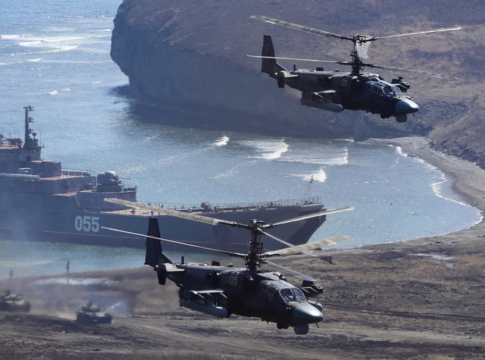 Восточный форпост: армия России укрепляет Чукотку и Курилы