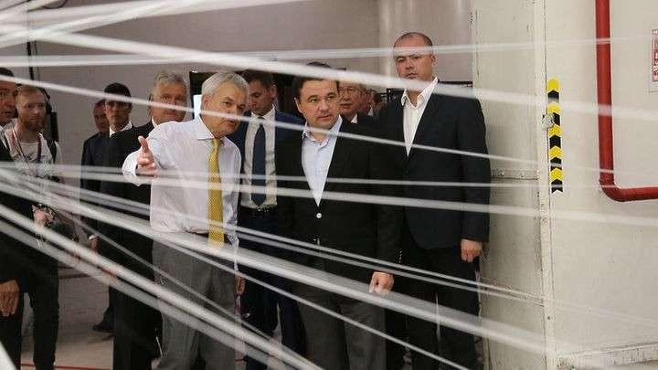 13. «Химпэк» запустил новую производственную линию печати в Подмосковье Сделано у нас, политика, факты