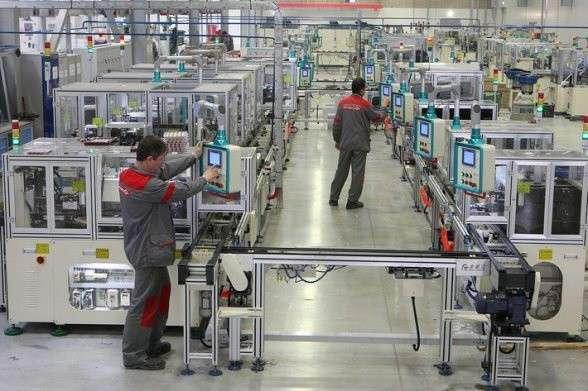 2. В Чеченской республике открылся завод по производству аккумуляторов Сделано у нас, политика, факты