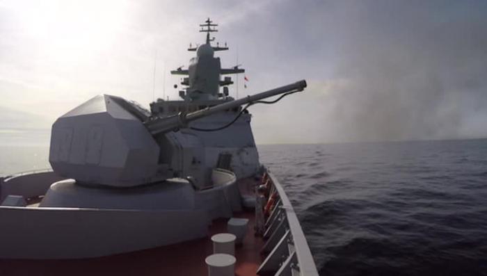 По тревоге подняты три военных округа, Северный флот, ВКС и ВДВ