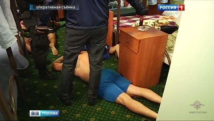 В Москве обезврежена банда вымогателей, действовавшая под видом ЧОПа