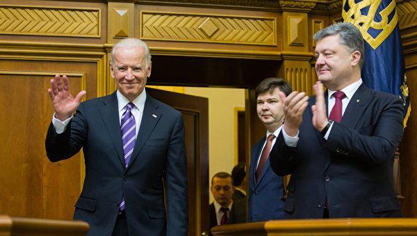 Отношения Вашингтона и Киева: Кто сказал «независимость?»