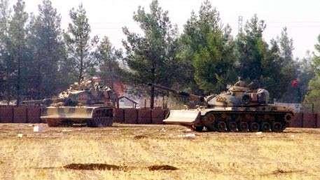 ООН назвала вторжением действия Турции в Сирии