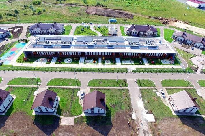 1. Дошкольное учреждение для детей сотрудников АПХ «Мираторг» в Белгородской области  Сделано у нас, политика, факты