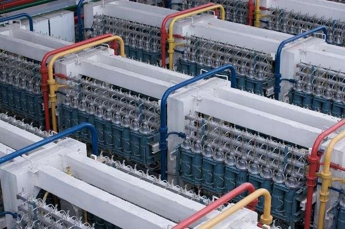 2. На УЭХК стартовали испытания модернизированных газовых центрифуг Сделано у нас, политика, факты