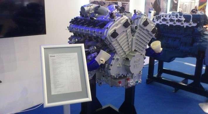 4. НАМИ показал мотор V12 и АКПП для «Кортежа» Сделано у нас, политика, факты