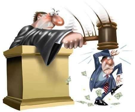 Немного юмора, собранного юристом о юристах