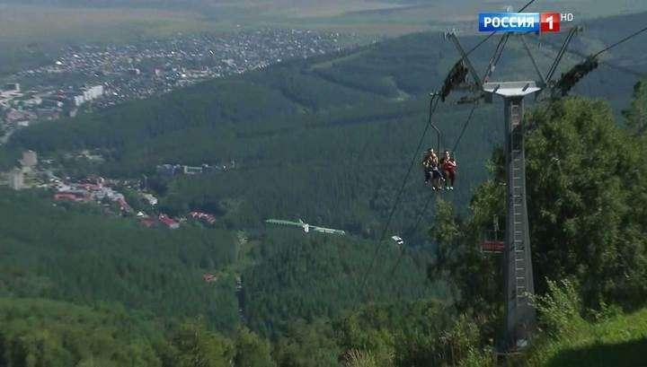 Президент Владимир Путин поставил Алтай в пример всем курортам