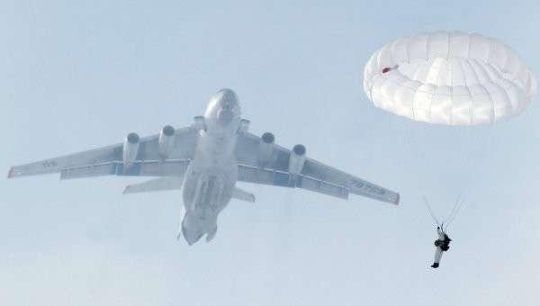 Учения Воздушно-десантных войск. Архивное фото