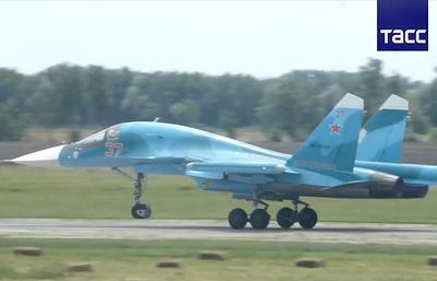 Российские истребители переброшены в Крым, под Ростов и в Краснодарский край