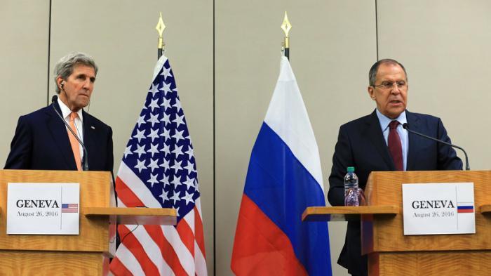 Сергей Лавров и Джон Керри подвели итоги встречи в Женеве