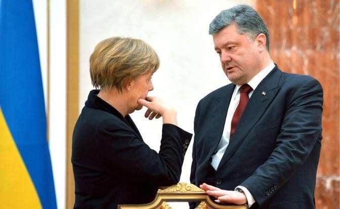 Блеф старухи Меркель выплыл наружу: санкции снимать никто не собирается