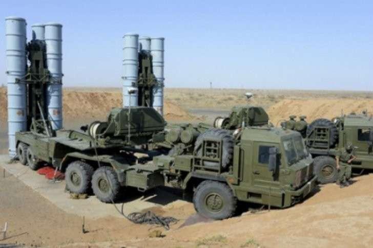 Сирийские лётчики подставили американских «Рапторов» прямо под российский С-400