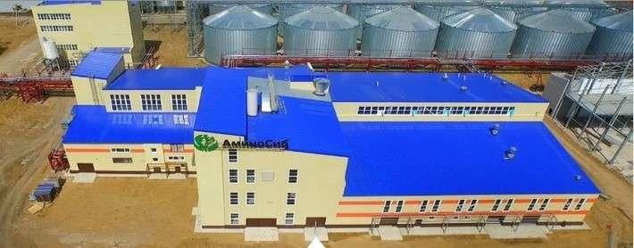 В Ишиме (Тюменская обл.) запущена вторая очередь завода «АминоСиб»