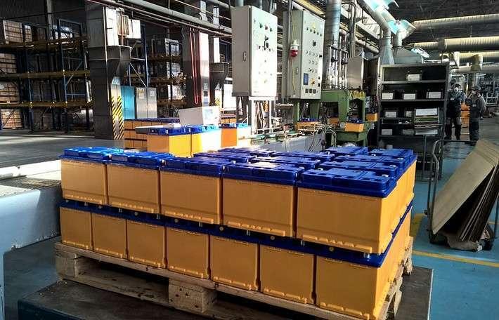 В Самарской области запустили линию по производству аккумуляторных батарей