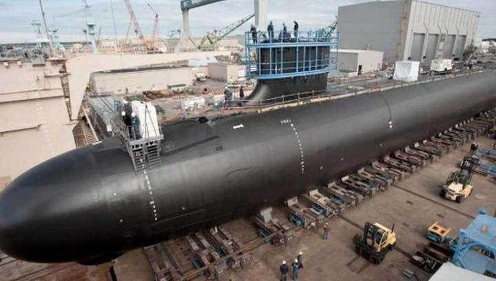 ВМС США получили новейшую атомную субмарину «Иллинойс» за 3 млрд. долларов