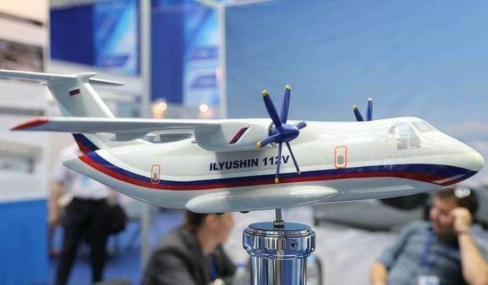 2. «Технодинамика» завершила разработку шасси для новейшего самолета Ил-112 Сделано у нас, политика, факты