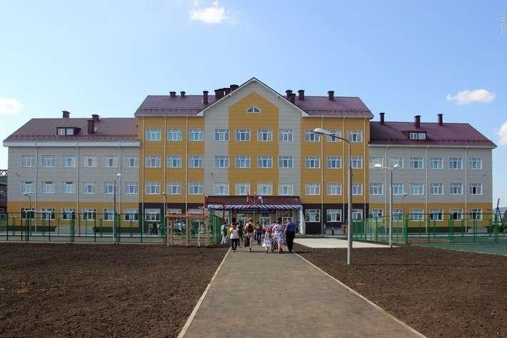 4. В Омске открыт новый образовательно-оздоровительный комплекс  Сделано у нас, политика, факты
