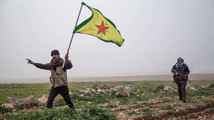 Позиция по курдам всех заинтересованных сторон сирийского конфликта