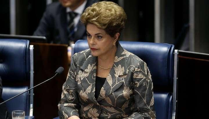 Импичмент Дилмы Роуссефф - кульминация бразильского политического шоу