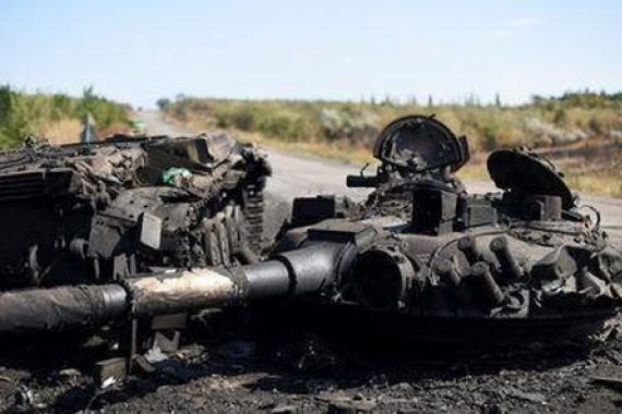 Прокуратура Украины спустя год завершила военную экспертизу Иловайского котла