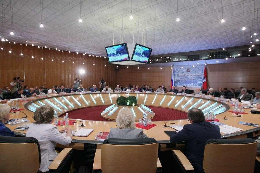 В России создана ассоциация по общественному контролю над госструктурами
