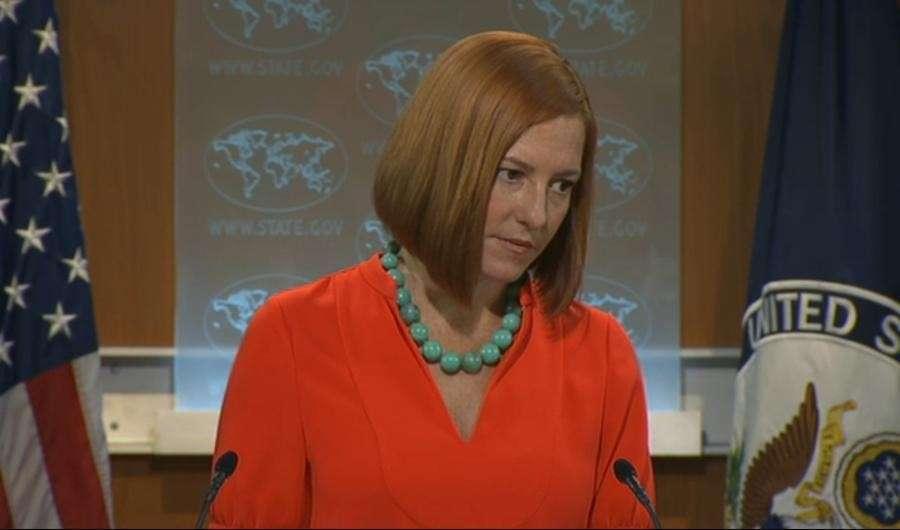 Госдеп США признал право Киева вести авиаобстрел мирных жителей для защиты единства страны