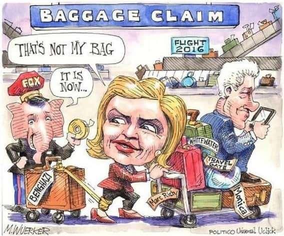 Хиллари использует служебное положение, чтобы дать работу своим людя Хиллари Клинтон, билл клинтон, политика, сша