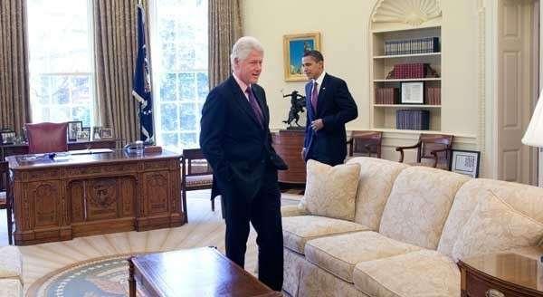 Билл Кинтон сдавал Белый дом в аренду, прикарманивая денежки Хиллари Клинтон, билл клинтон, политика, сша
