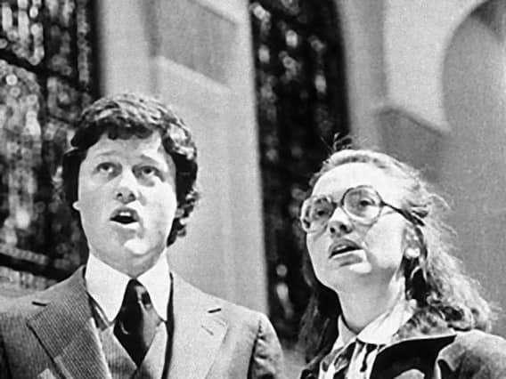 Хиллари Клинтон не вышла бы замуж за Билла, если бы не провалила экзамен Хиллари Клинтон, билл клинтон, политика, сша