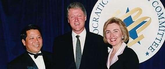 Билл Клинон не стесняется пользоваться деньгами китайских триад Хиллари Клинтон, билл клинтон, политика, сша