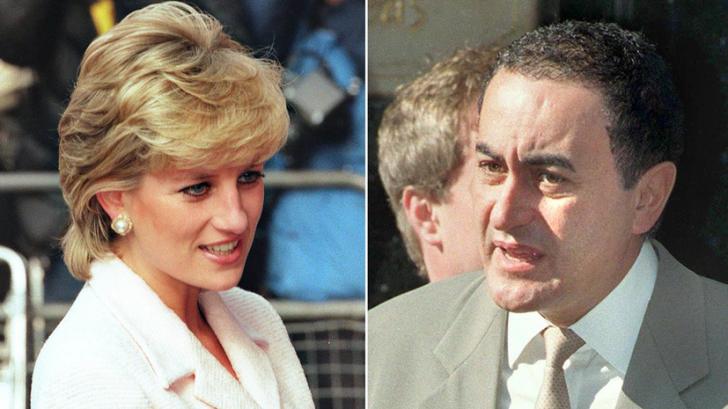 Сказка о мёртвой царевне: 19 лет назад погибли принцесса Диана и Доди Аль-Файед