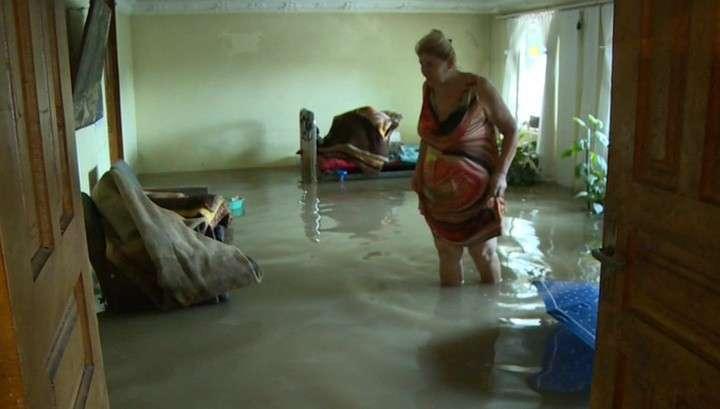 Наводнение в Приморье: 400 человек эвакуированы из затопленных домов