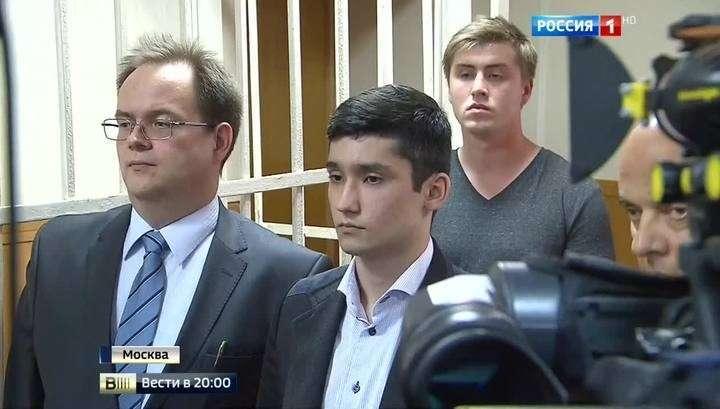 Уголовное дело Руслана Шамсуарова с дружками начали рассматривать в московском суде