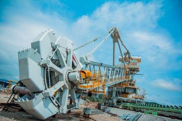 Оборудование третьей очереди угольного комплекса Восточного Порта поставлено на 90%