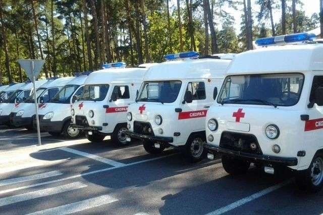 24. Медицинским учреждениям Липецкой области переданы 11 автомобилей скорой помощи Сделано у нас, политика, факты
