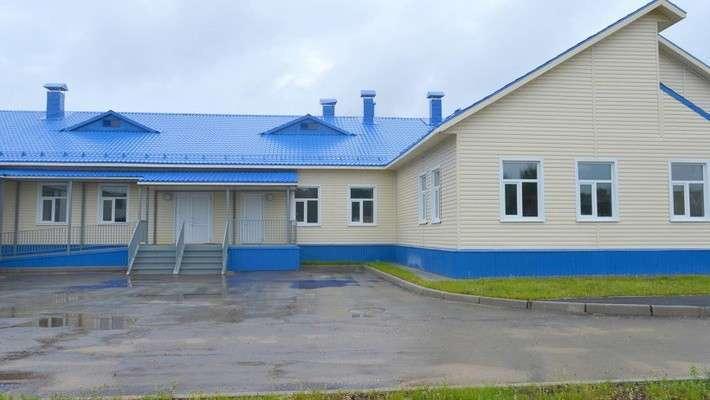 25. В Архангельской области открыт новый детский сад Сделано у нас, политика, факты
