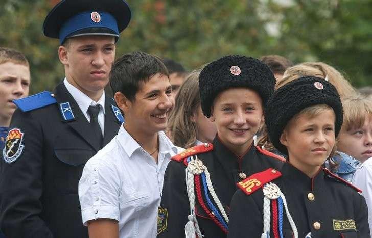 Кубанские дети в казачьих классах будут изучать историю казачества и традиционные ремесла казаков