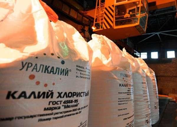15. «Уралкалий» заключил соглашение на поставку хлористого калия в Индию Сделано у нас, политика, факты