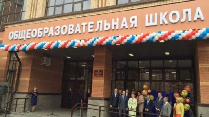 В Кудрово открыли «Школу-технопарк» на 1600 мест 1 сентября, Сделано у нас, школа