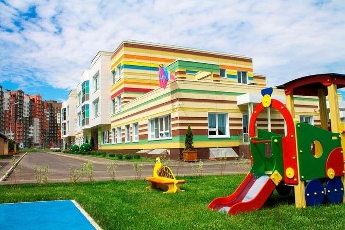 2. В России 1 сентября открыли 72 новых детских сада 1 сентября, Сделано у нас, школа