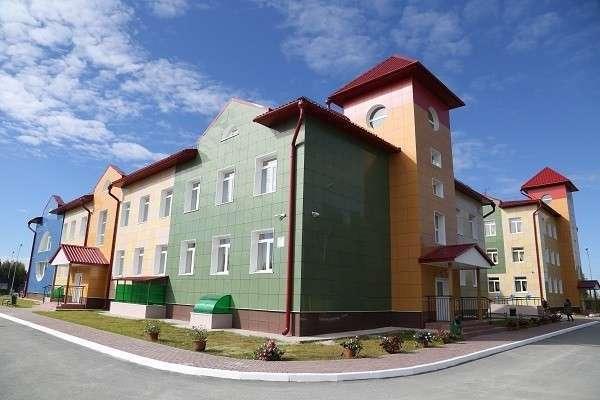 В г.Пыть-Яхе и г.Ханты-Мансийске открылись новые детские сады 1 сентября, Сделано у нас, школа
